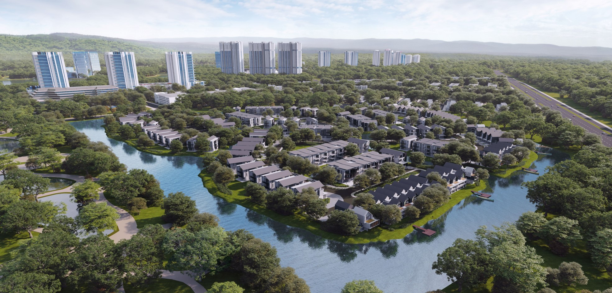 Acclaimed Developer Gamuda Land partners with Golden Emperor PropertiesIconic Hanoi Township DevelopmentExecutive Preview of Gamuda City Phase 2 – Central Residence