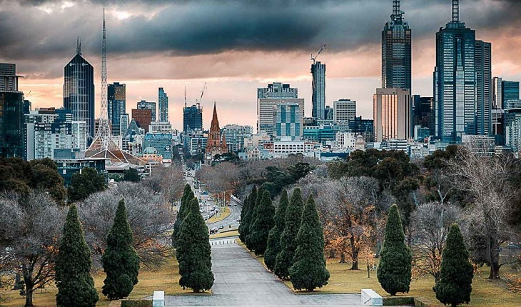 Melbourne, Sydney make top three in world's most livable city ranking