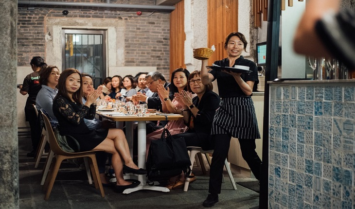 Golden Emperor Co-hosted  an impactful dinner & pottery workshop  with Hong Chi Association