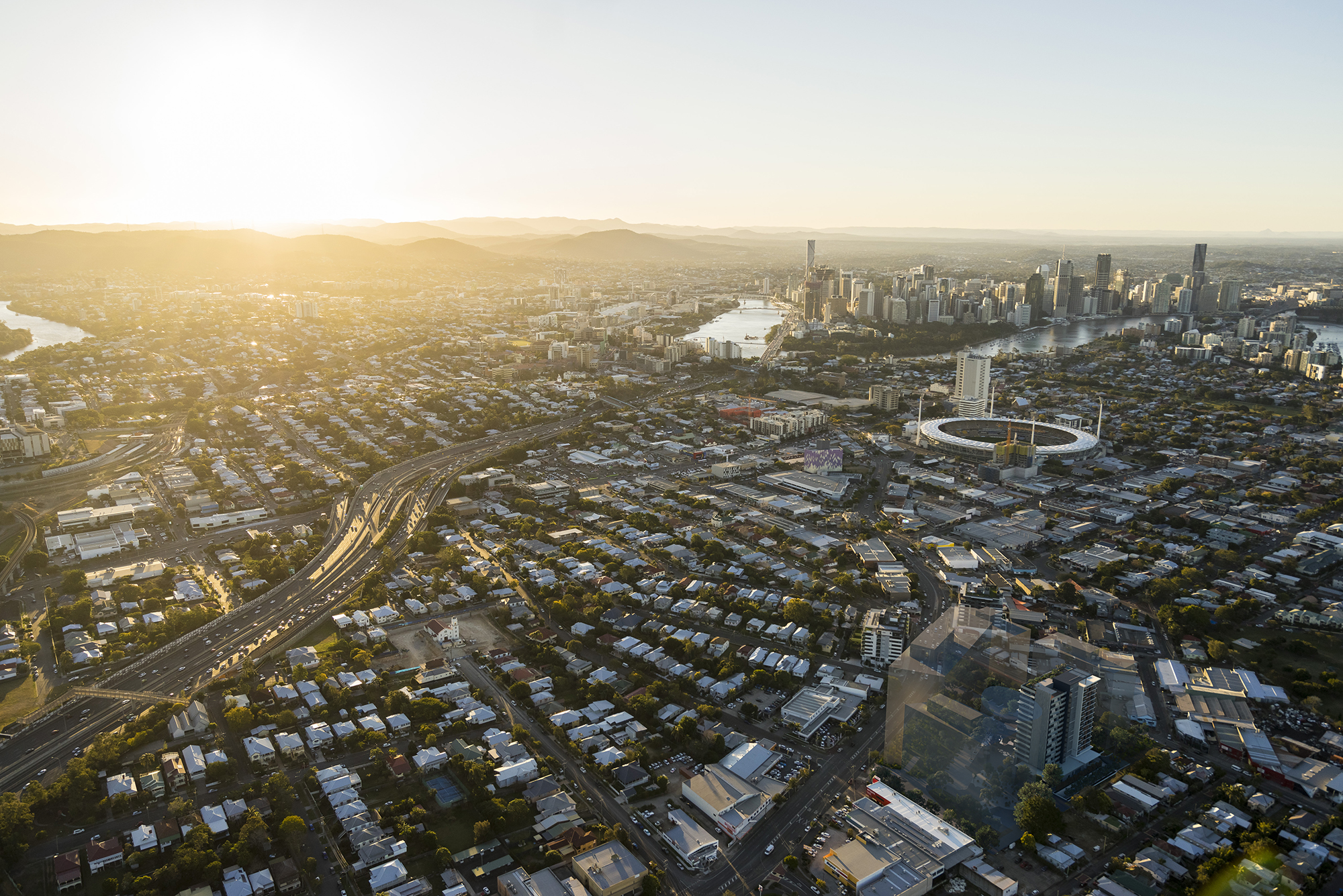 Australia Brisbane Property Market Outpaces the Country   South City Square integrated development residential project  The Mews, starts from HKD 2.1M