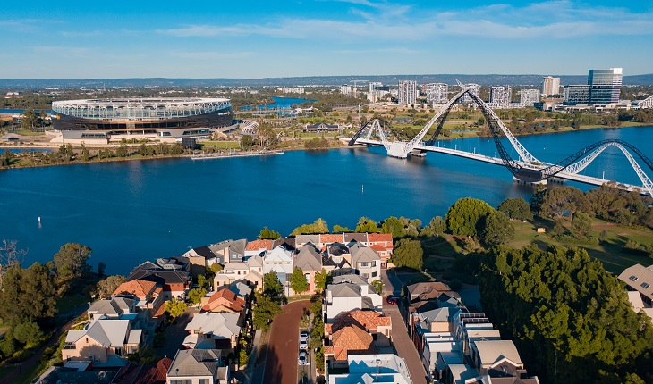 Perth property market continues on road to recovery