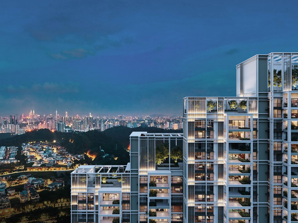 Park Regent by the Water  Unveiling an exciting new condominium  created by two of Asia's top developers, ParkCity and CapitaLand  Exclusive launch in Hong Kong with prices starting at HKD 1.88M
