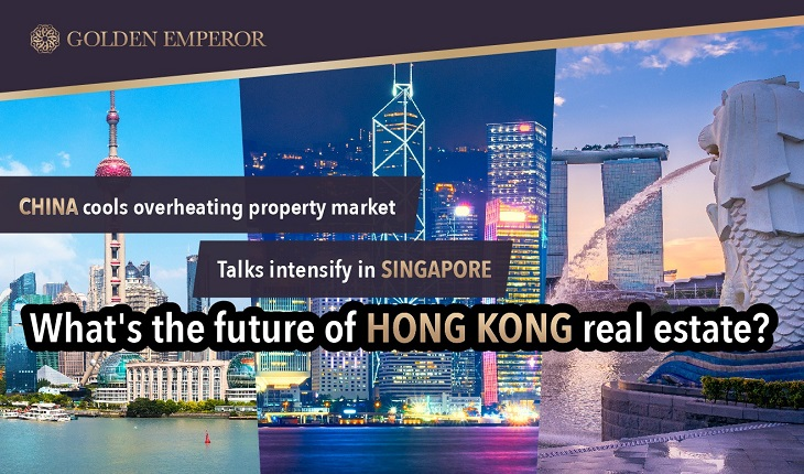 China urges cities to cool overheating property market What's the future of Hong Kong or Singapore real estate?