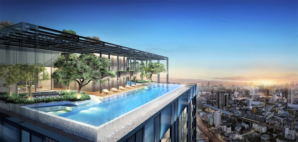 Thailand's Renowned Developer Sansiri's Latest XT Smart Technology Residence  XT Phayathai At the Heart of Bangkok's Transit Hub, Shopping Centers & Entertainment  Starts from HKD 1.3M