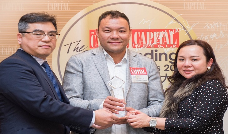 Golden Emperor Wins Capital Weekly's Outstanding Developer Award  2 Years Consecutively
