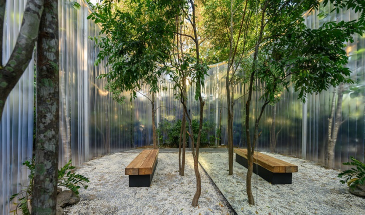 This Chiang Mai coffee shop is set within its own private forest