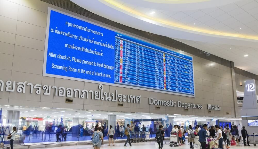 Airlines set to resume domestic flights in Thailand