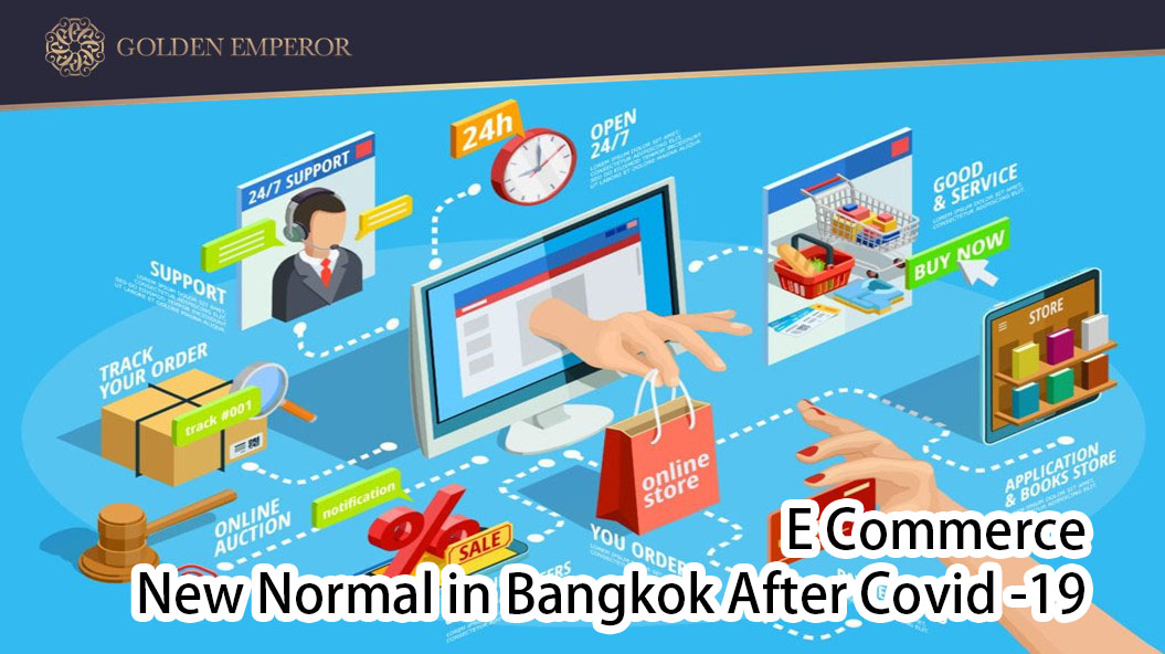 Thailand leading Asia's shift to e-commerce with 58% rise
