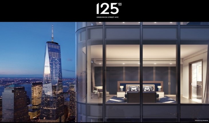 Hong Kong media coverages of Manhattan prestigious residence 125 Greenwich