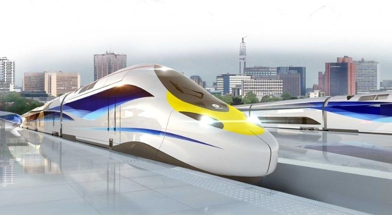 Alternative HS2 route tabled for the North