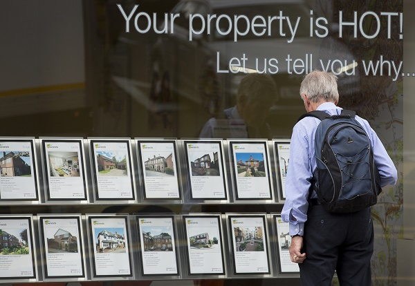 Demand for UK property reaches 11-year high