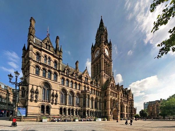 The GCC are buying into the UK's Northern Powerhouse