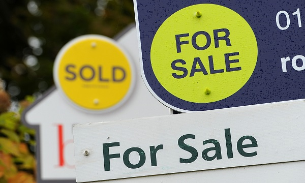 UK house prices for August 'through the roof'