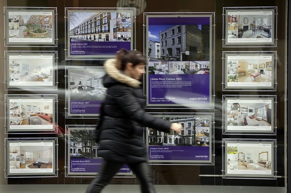 Do 1/5 of Britons prefer to rent property than own it?