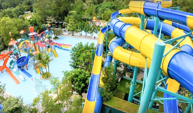 The world's largest waterslide is coming to Malaysia and it looks really epic