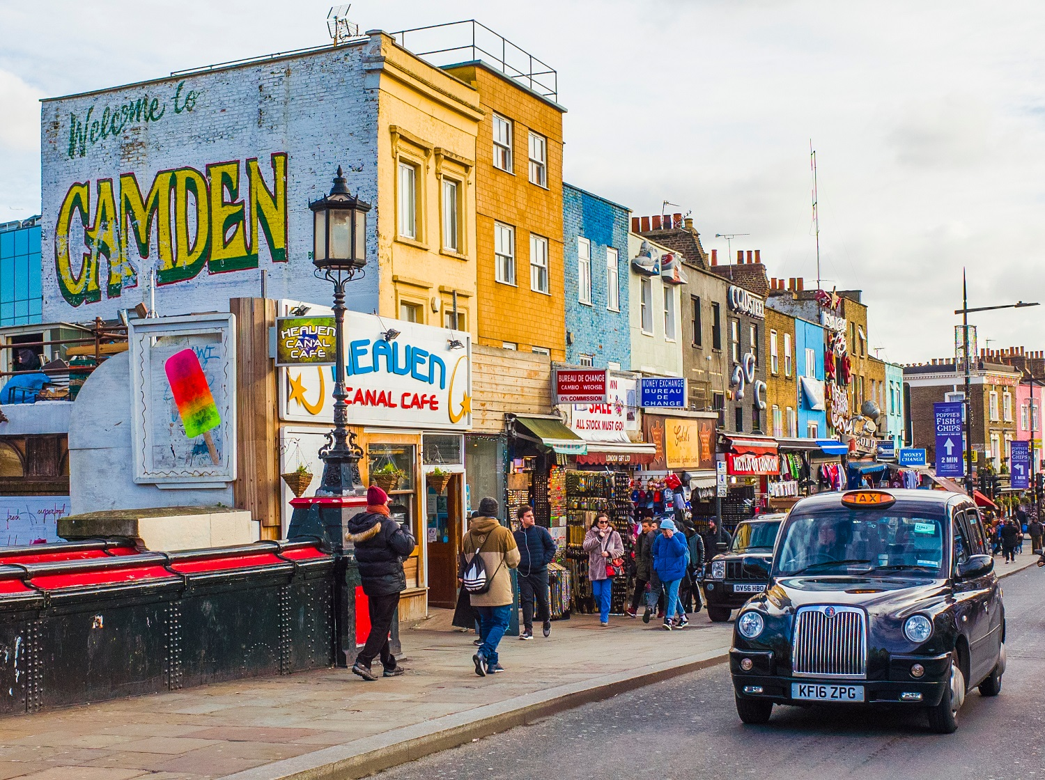 9 Best Things To Do In Camden – London
