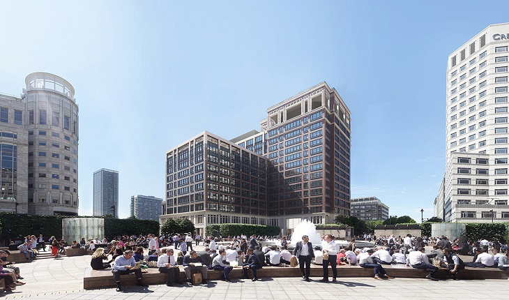 LINK REIT BUYING MORGAN STANLEY EUROPEAN HQ FROM HINES FOR £371.4M