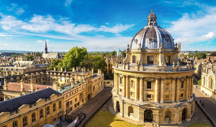 World University Rankings Put Oxford No. 1 But China Is The Real Winner As U.S. Declines