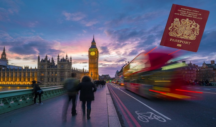 Over 1m people could come to UK from Hong Kong within five years – official estimate