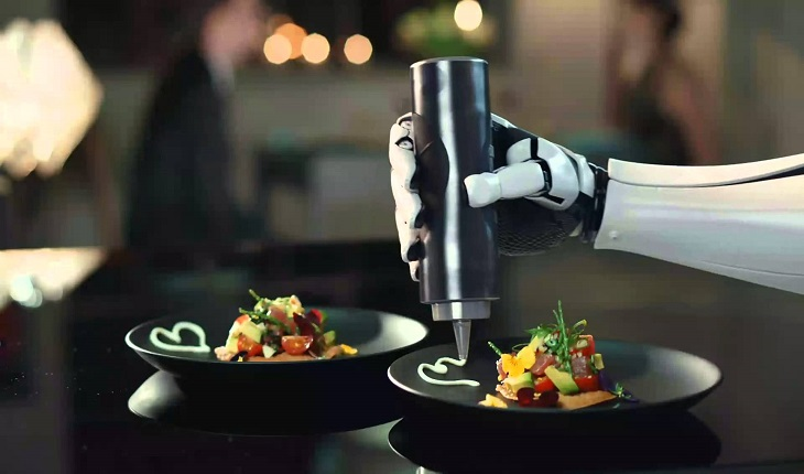 Moley Robotics Introduces World's First Robotic Kitchen That Cooks and Even Cleans