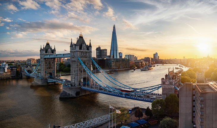 London Tops World Best Cities Ranking