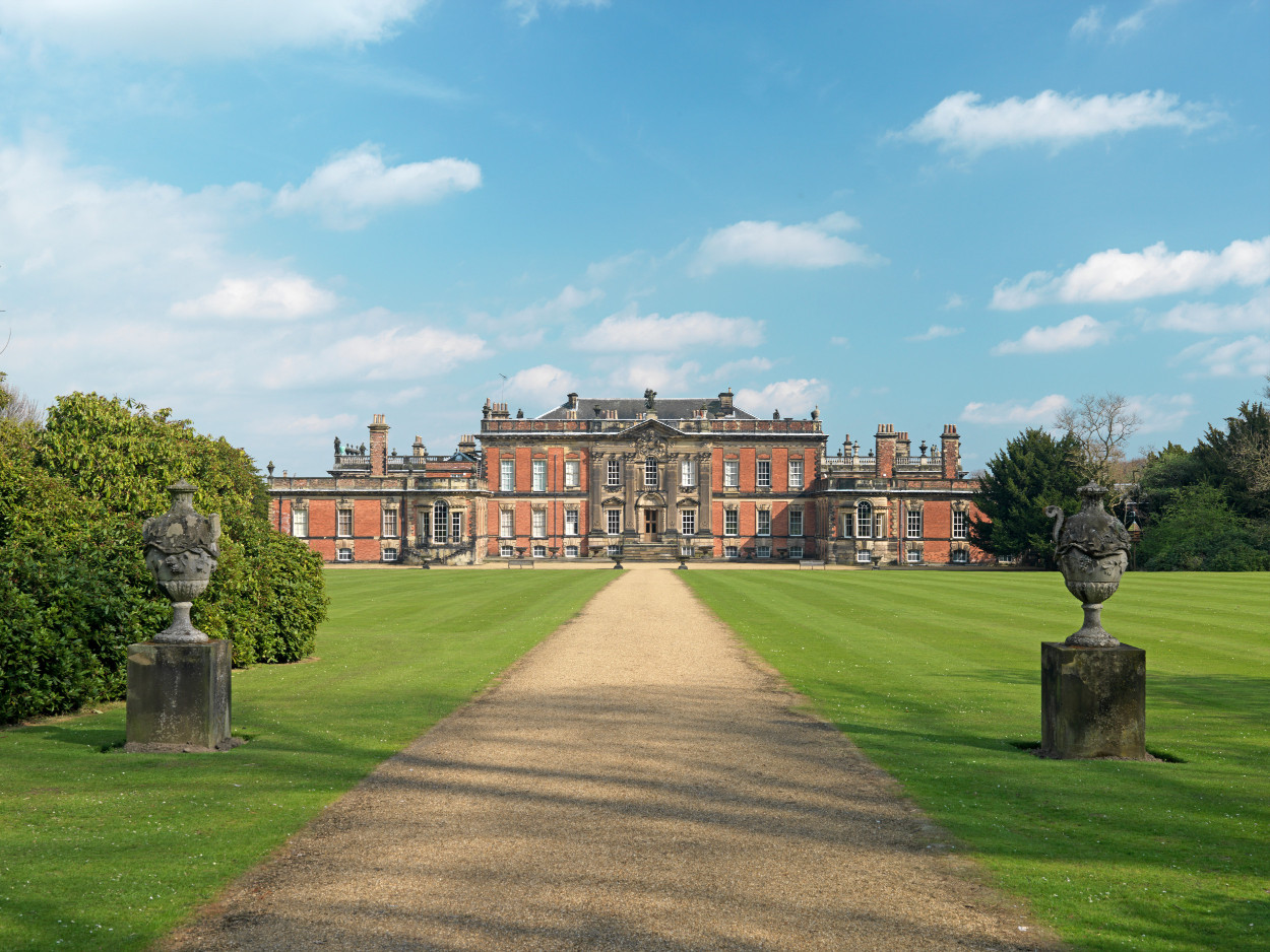 Pride and Prejudice Estate Larger than the Queen's
