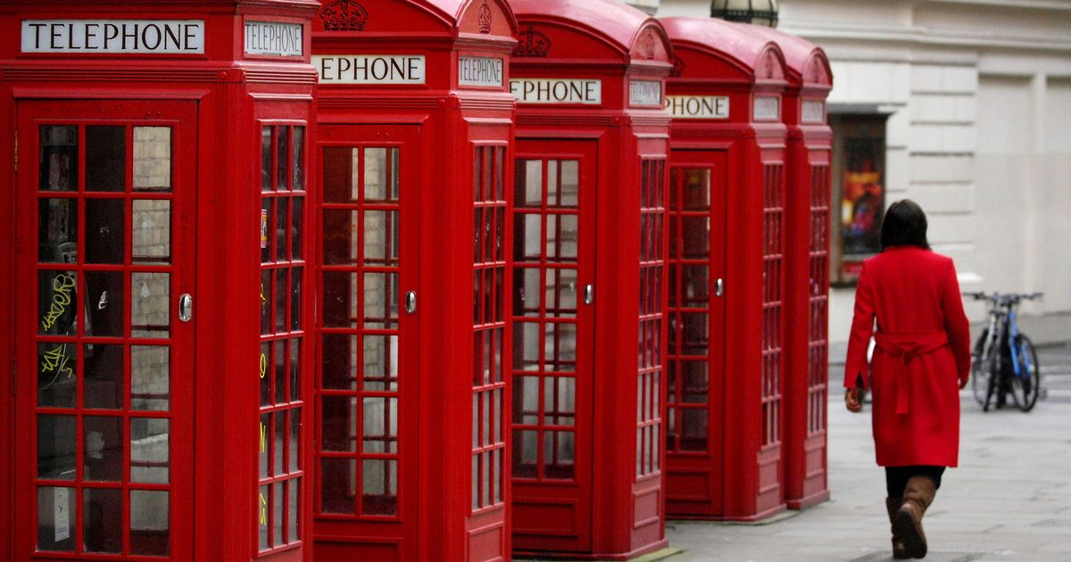Red phone boxes are available to adopt and transform for just £1