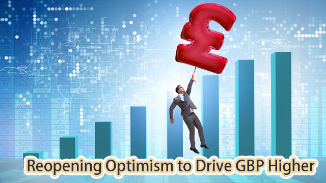 Reopening Optimism to Drive GBP Higher