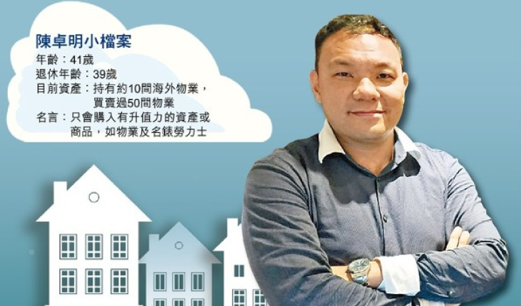 Managing Director Terence Chan shares his  successful investment journey