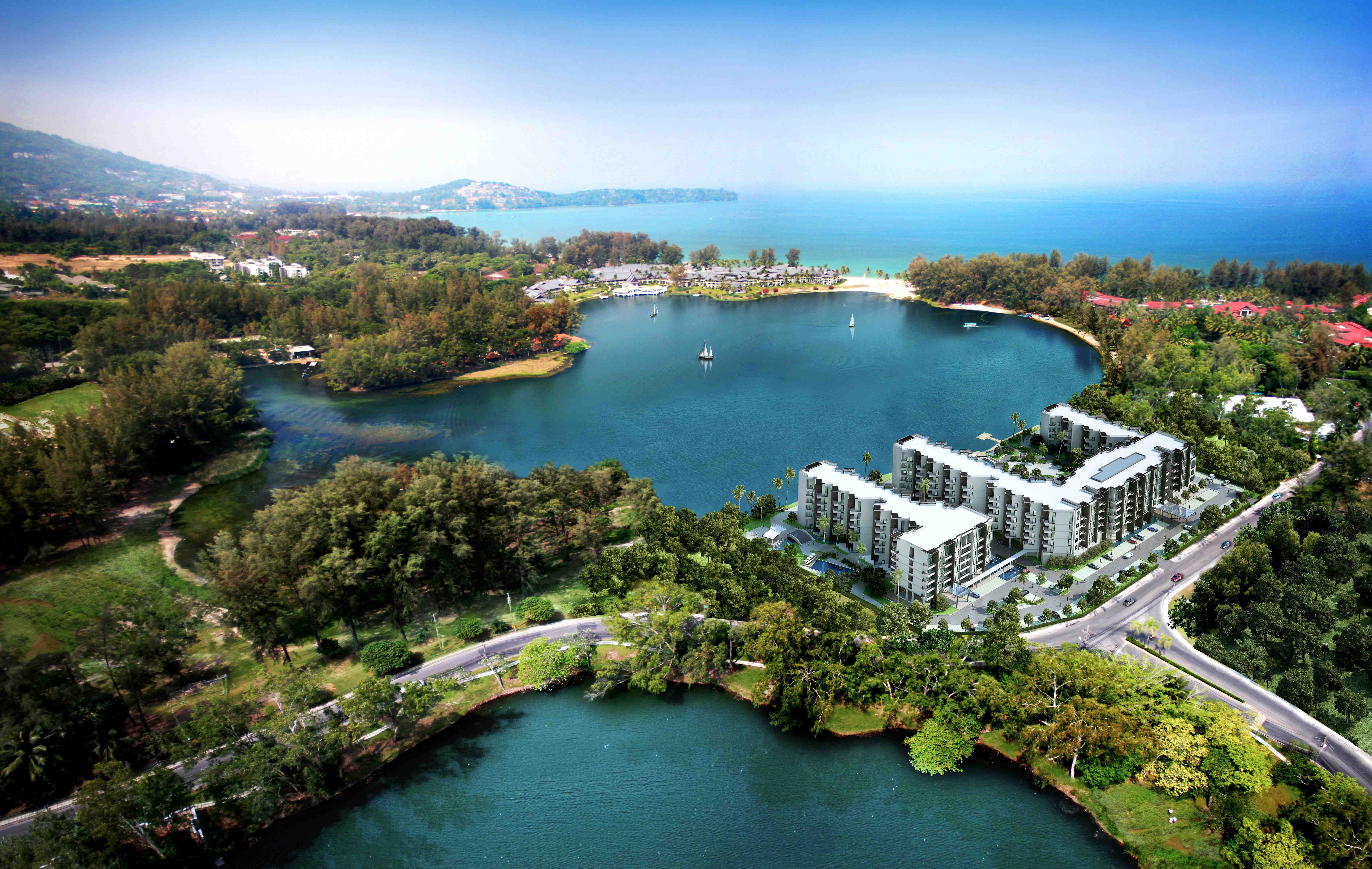 Small Appartments Cassia Phuket By Banyan Tree Group Golden Emperor Thailand