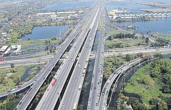 Thailand Government agrees to finance motorway projects   Golden ...