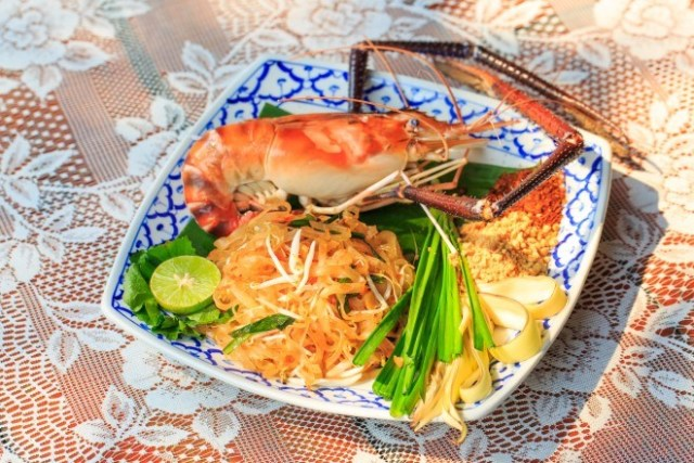Cnn travel readers list seven thai dishes among world s 50 for Ayutthaya thai cuisine bar