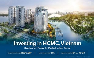 Investing in HCMC, Vietnam — Seminar on Property Market Latest Trend
