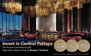Investing in Central Pattaya Seminar