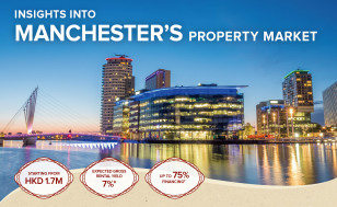 England's Most Potential City. Insights into Manchester's CBD Property Market Seminar.