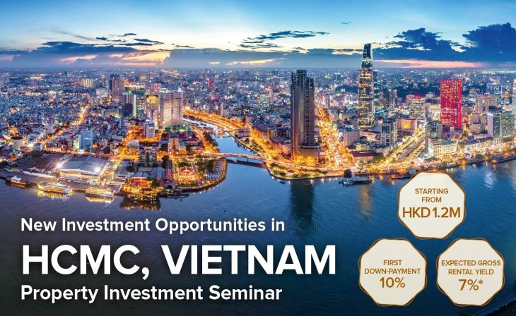 New Investment Opportunities in HCMC, Vietnam <br /> Property Investment Seminar