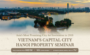 Vietnam Capital City Hanoi Property Seminar