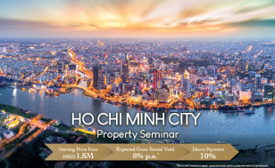 HO CHI MINH CITY PROPERTY INVESTMENT SEMINAR