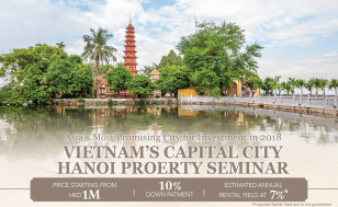 Vietnam's Capital City, Hanoi Property Seminar