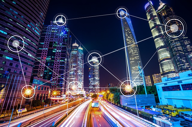 communication and technology for smart city