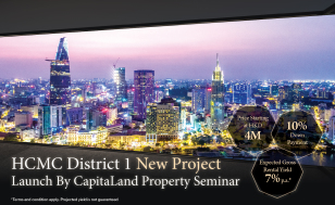 CapitaLand's Latest Project D1MENSION Style attracts local investors