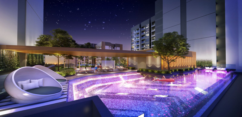 The Strong Investment Perspective of District 4 as HCMC CBD Expands  Southeast Asia Developer CapitaLand Launches Condominium Project, De La Sol