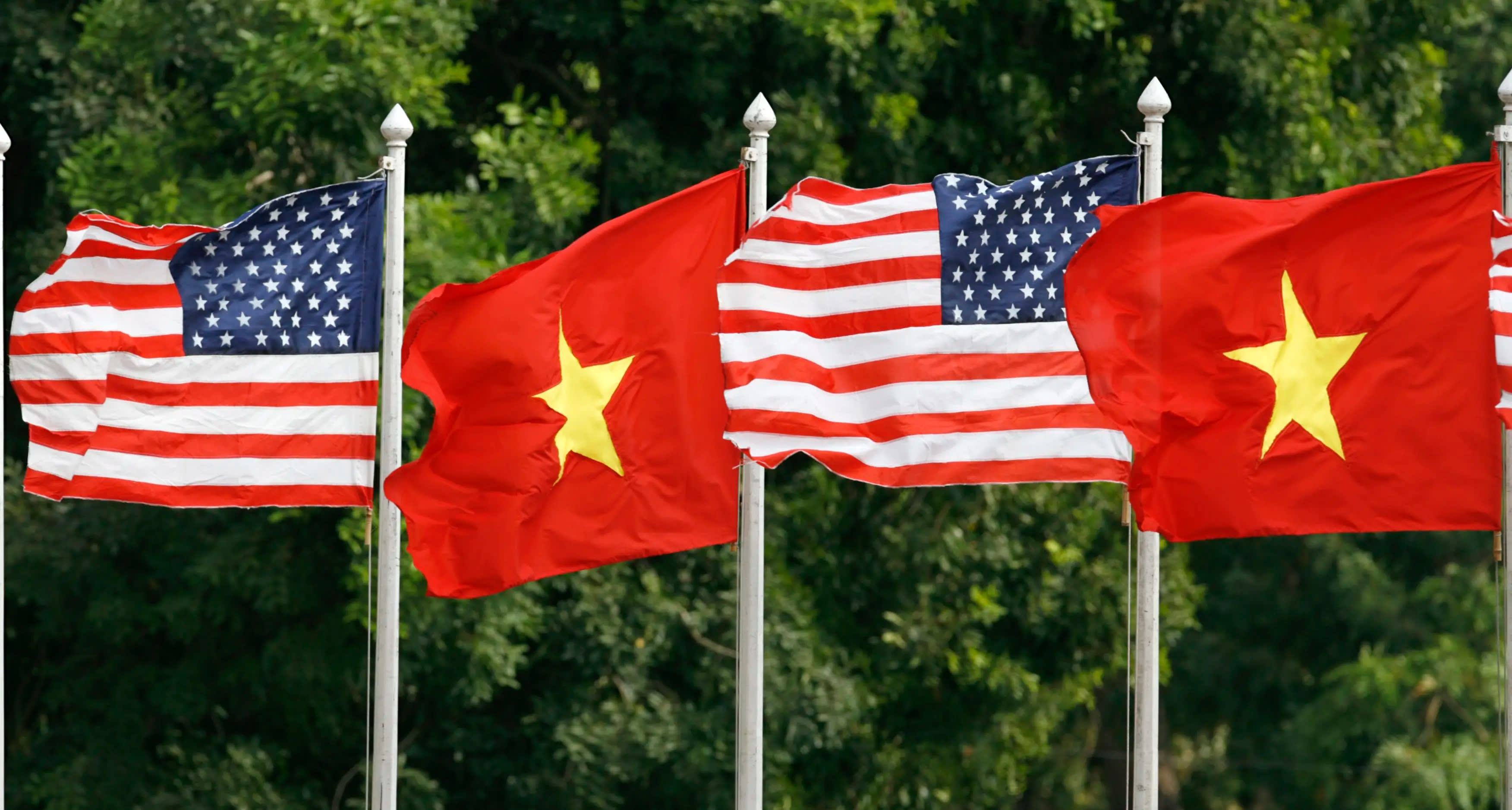 Americas becomes fastest growing trade partner of Vietnam