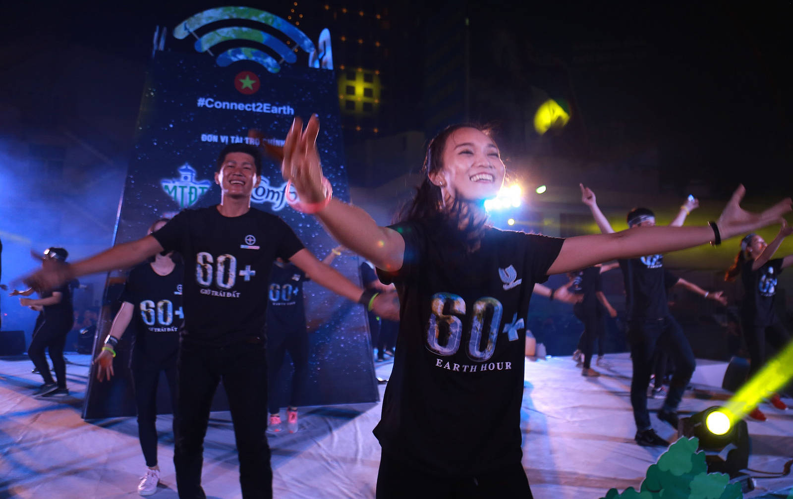 Vietnam saves 436,000 kWh during Earth Hour 2020