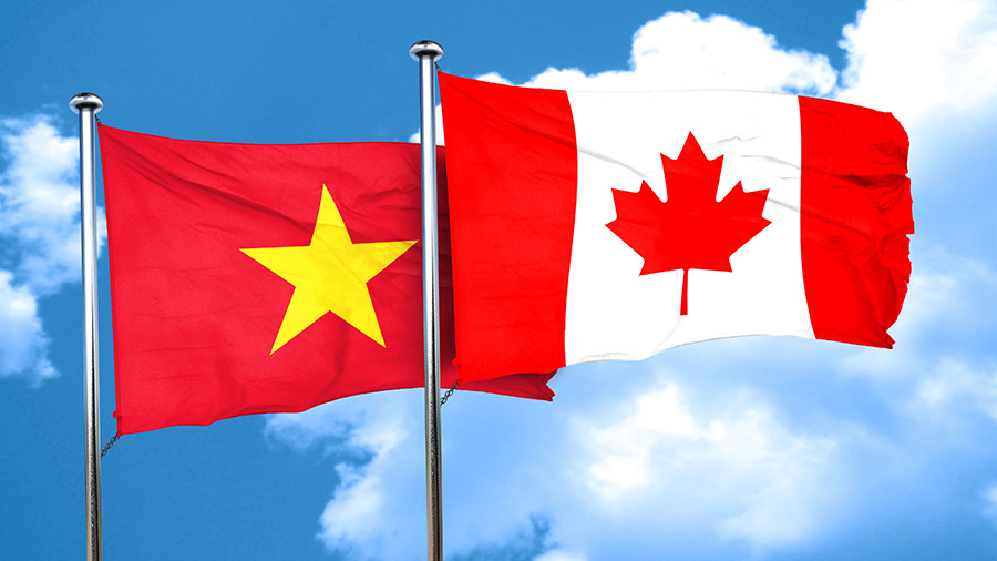 Vietnam ready to cooperate with Canada in trade recovery