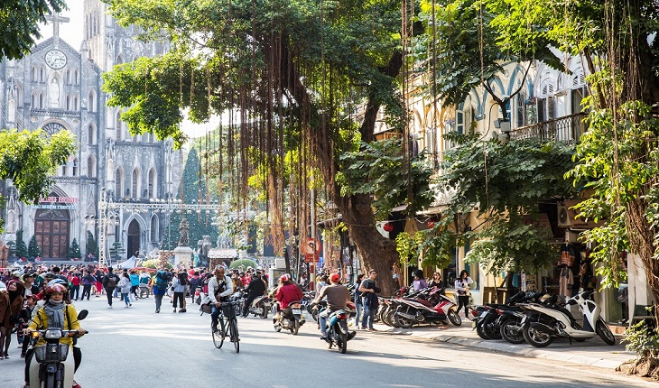 HCMC up, Hanoi down in expensive cities for expats list